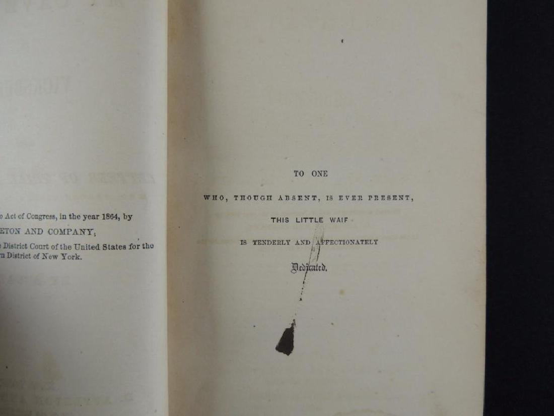 1864 My Cave Life in Vicksburg by A Lady First Edition - 6