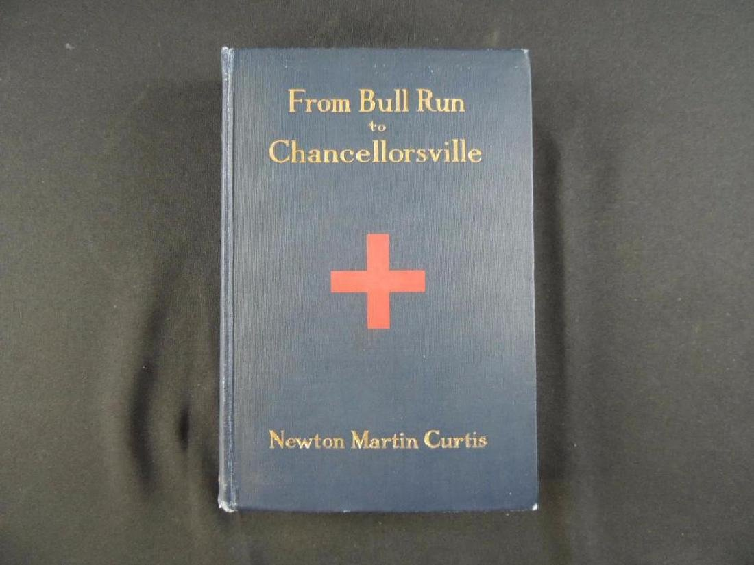 From Bull Run to Chancellorsville by Newton Martin