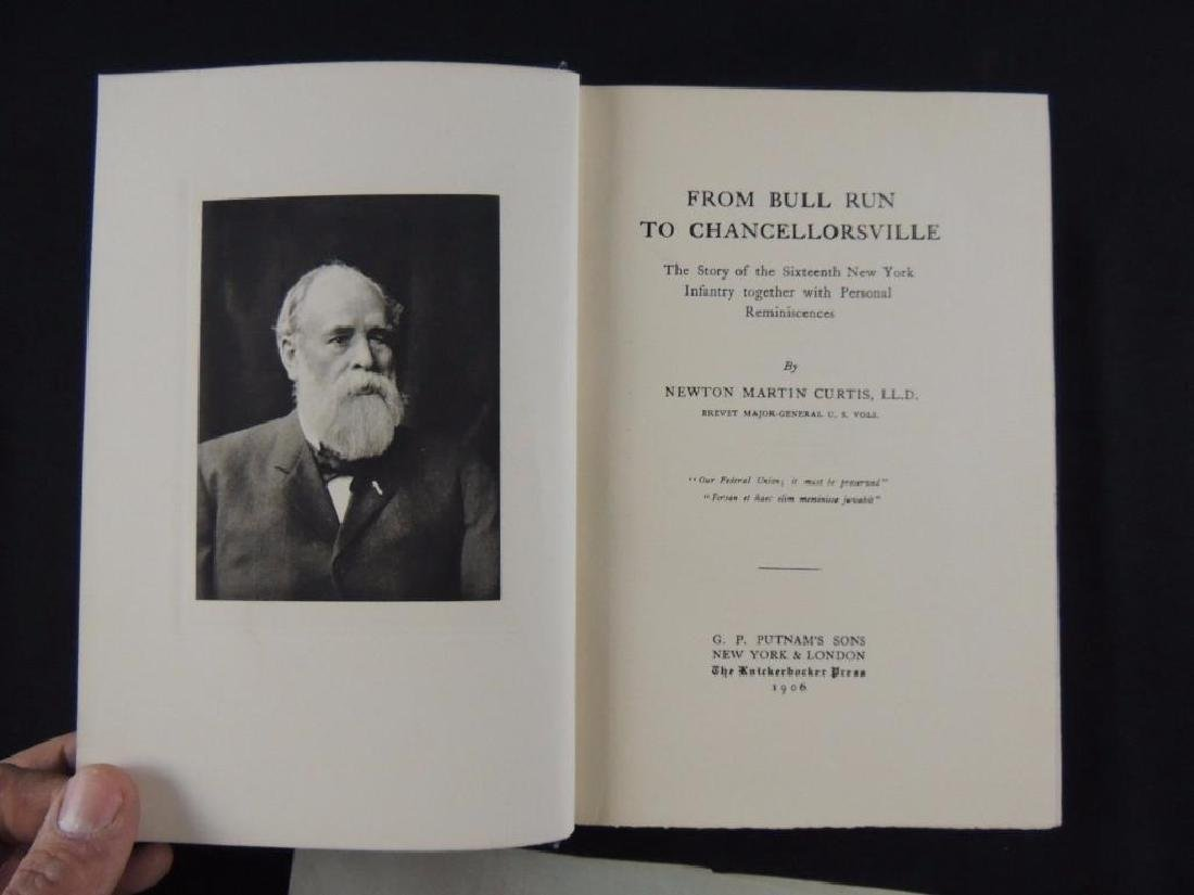 From Bull Run to Chancellorsville by Newton Martin - 2