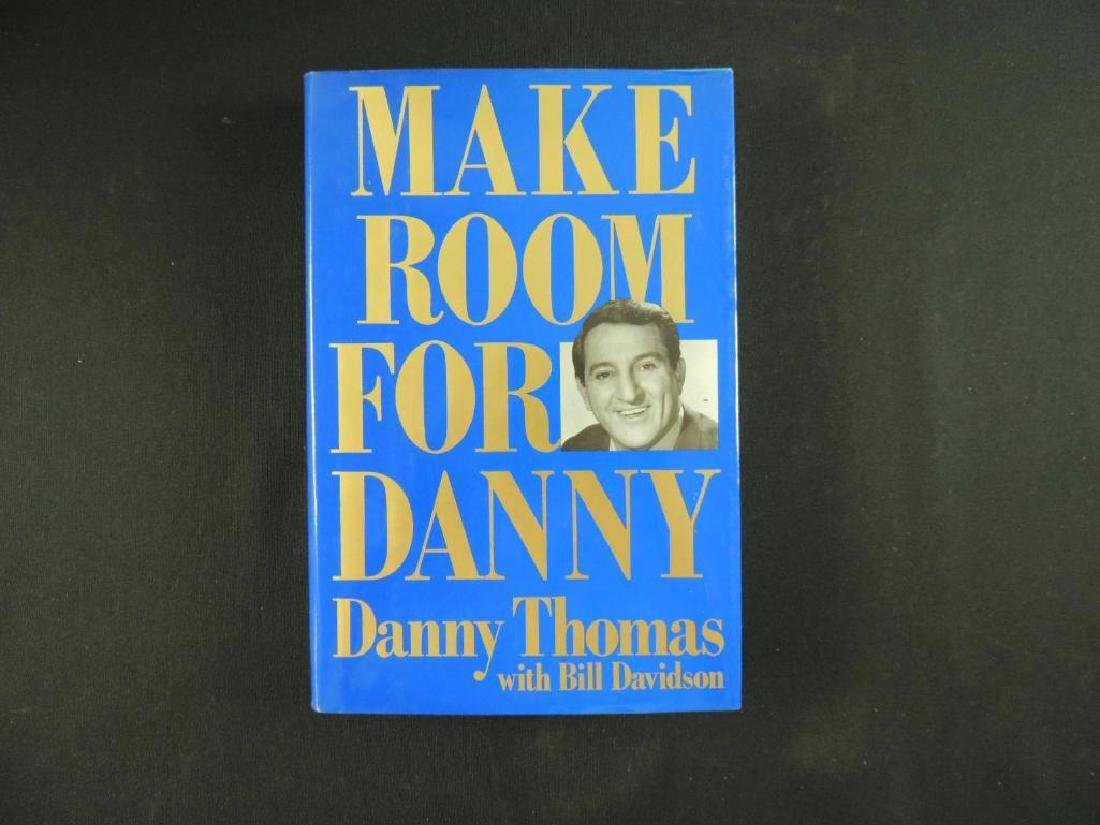 Signed Make Room For Danny by Danny Thomas First