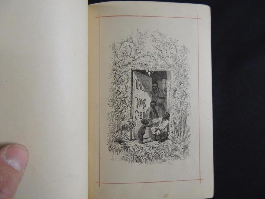 1888 Uncle Tom's Cabin by Harriet Beecher Stowe - 2