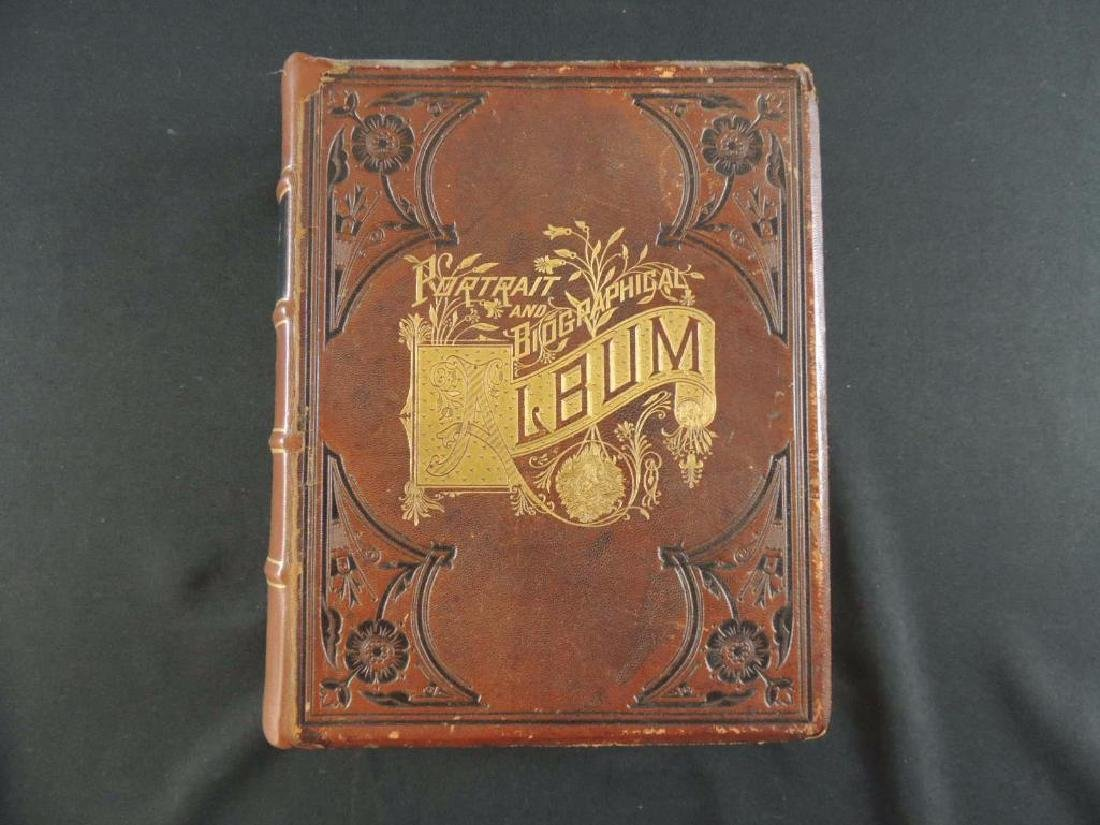 1887 Portrait and Biographical Album of McLean County