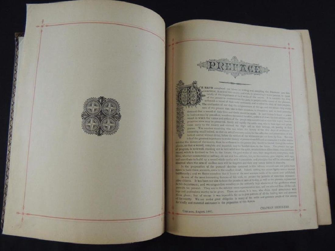 1887 Portrait and Biographical Album of McLean County - 3