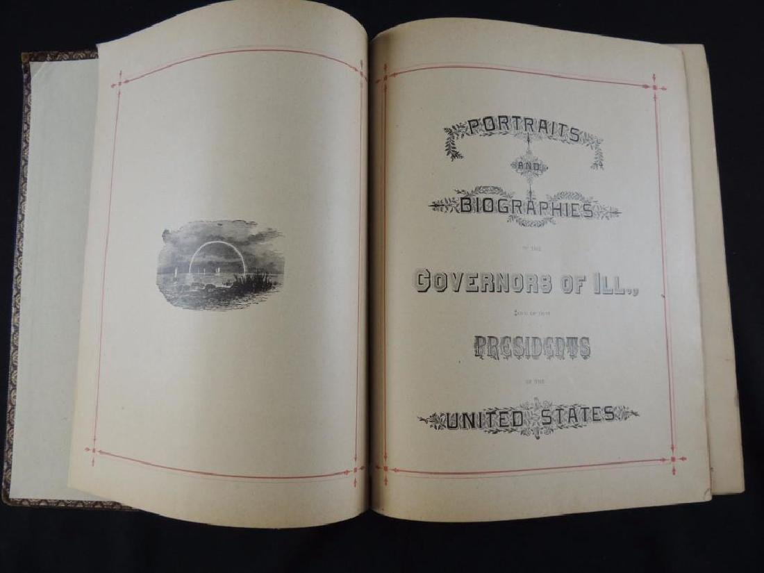 1887 Portrait and Biographical Album of McLean County - 4