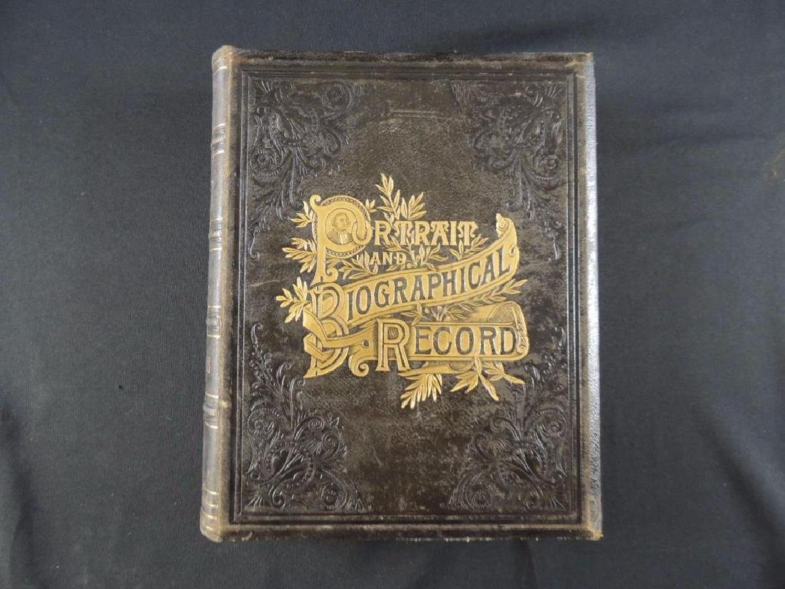 1892 Portrait and Biographical Album of Ford County