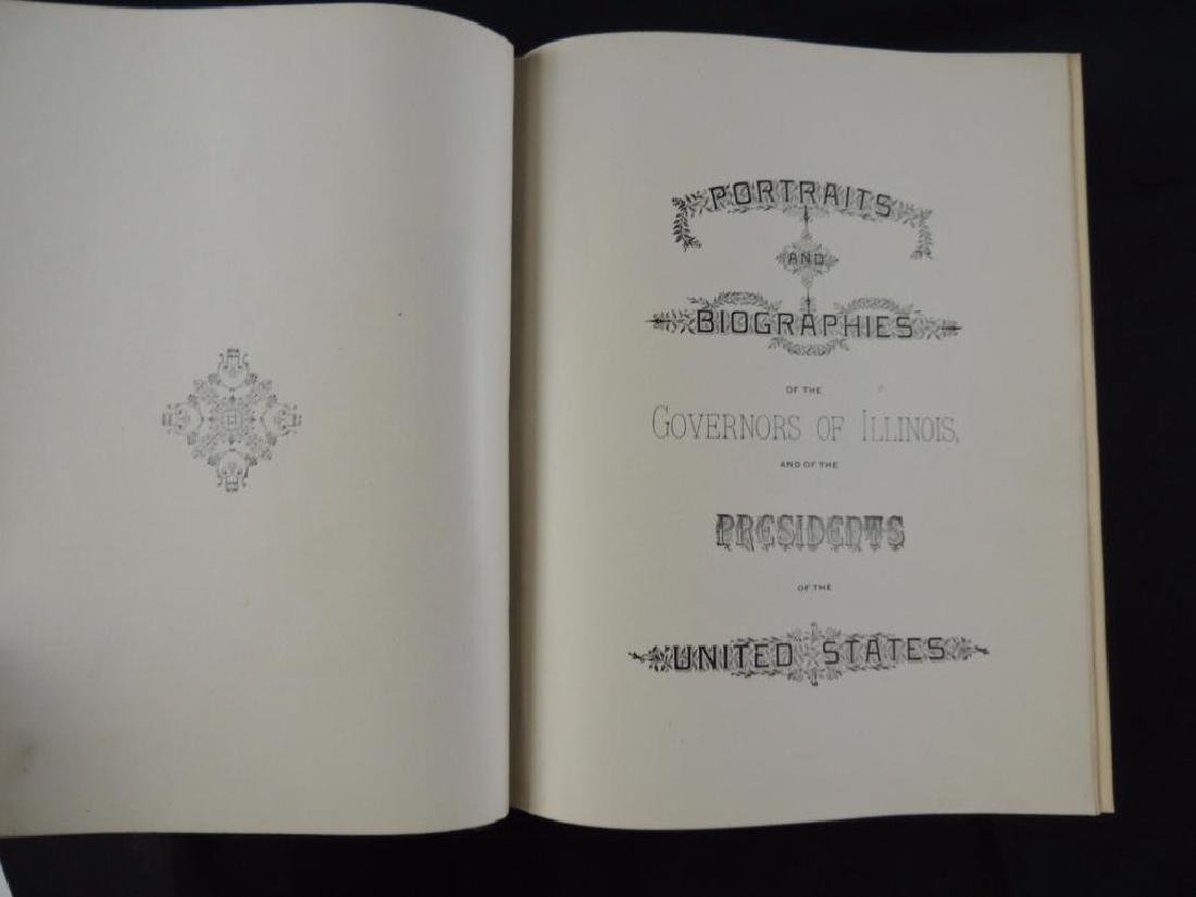 1892 Portrait and Biographical Album of Ford County - 2