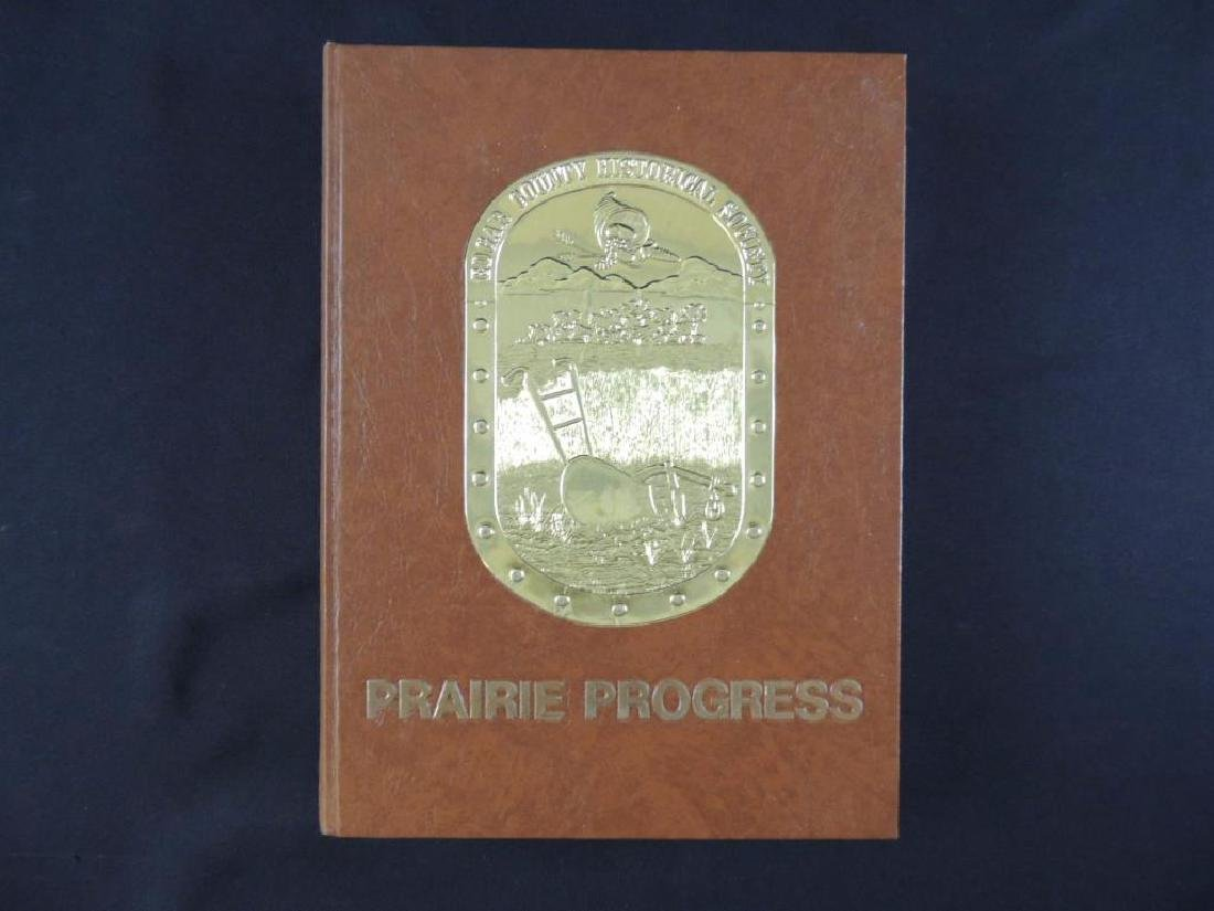 Prairie Progress A History of Edgar County Ill.