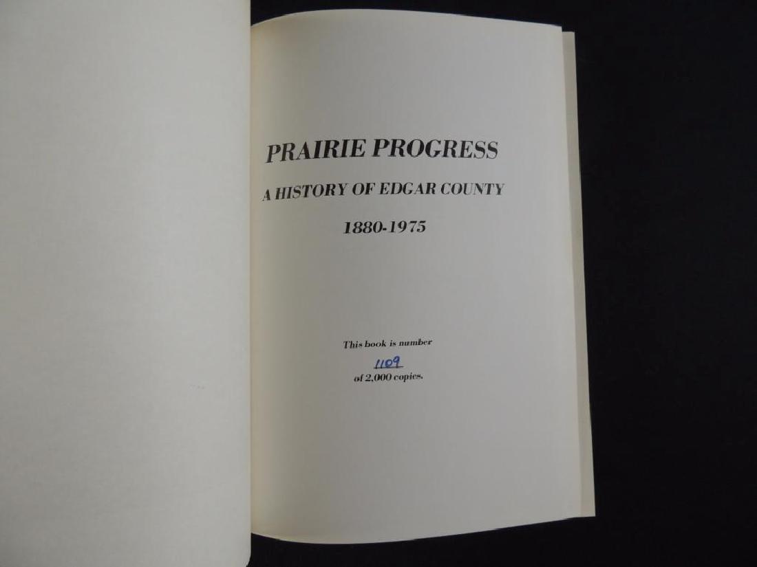Prairie Progress A History of Edgar County Ill. - 3