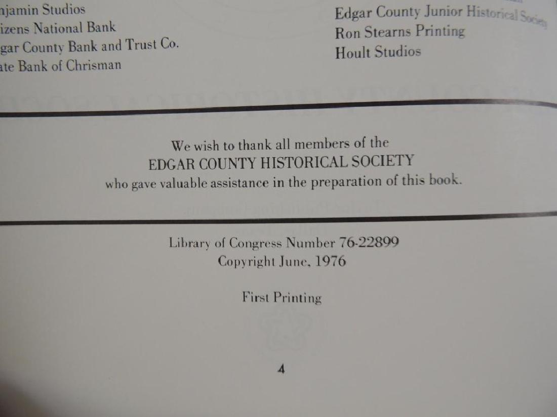 Prairie Progress A History of Edgar County Ill. - 6