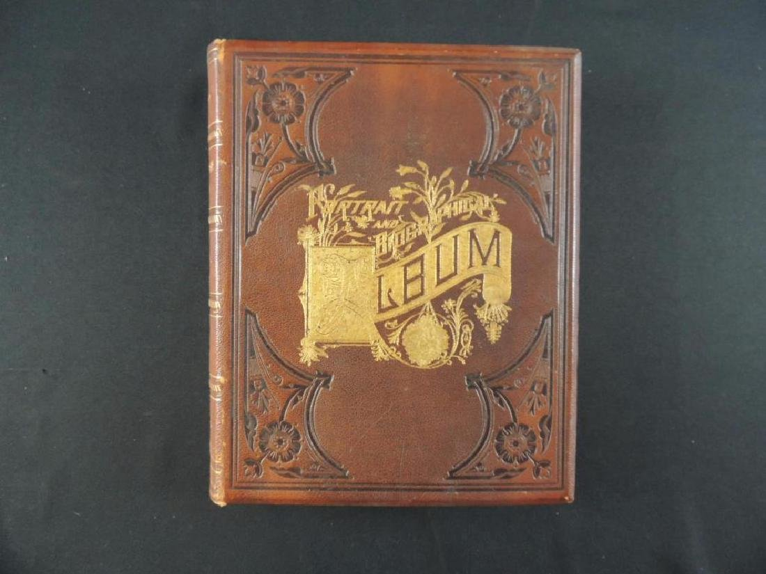1887 Portrait and Biographical Album of Washington