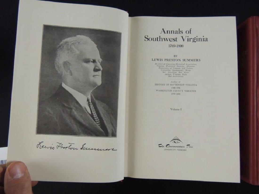 Annals of Southwest Virginia 1769-1800 by Lewis Preston - 2