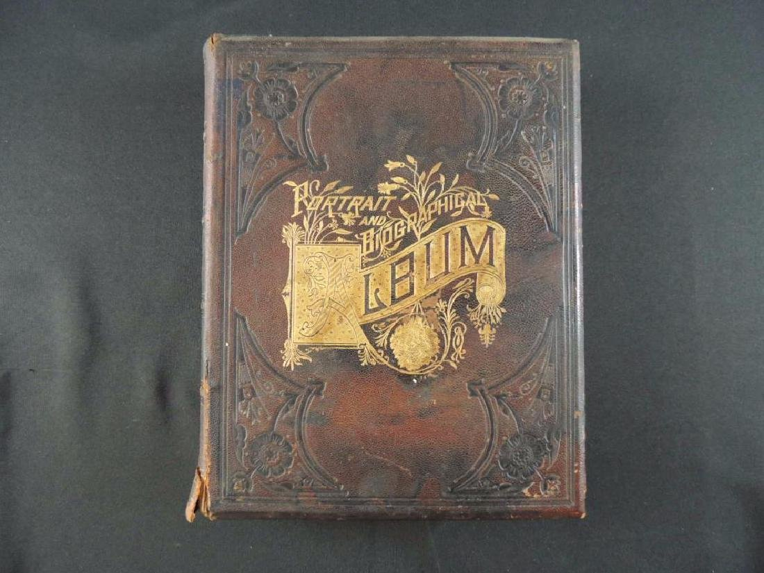 1888 Portrait and Biographical Album of Branch County