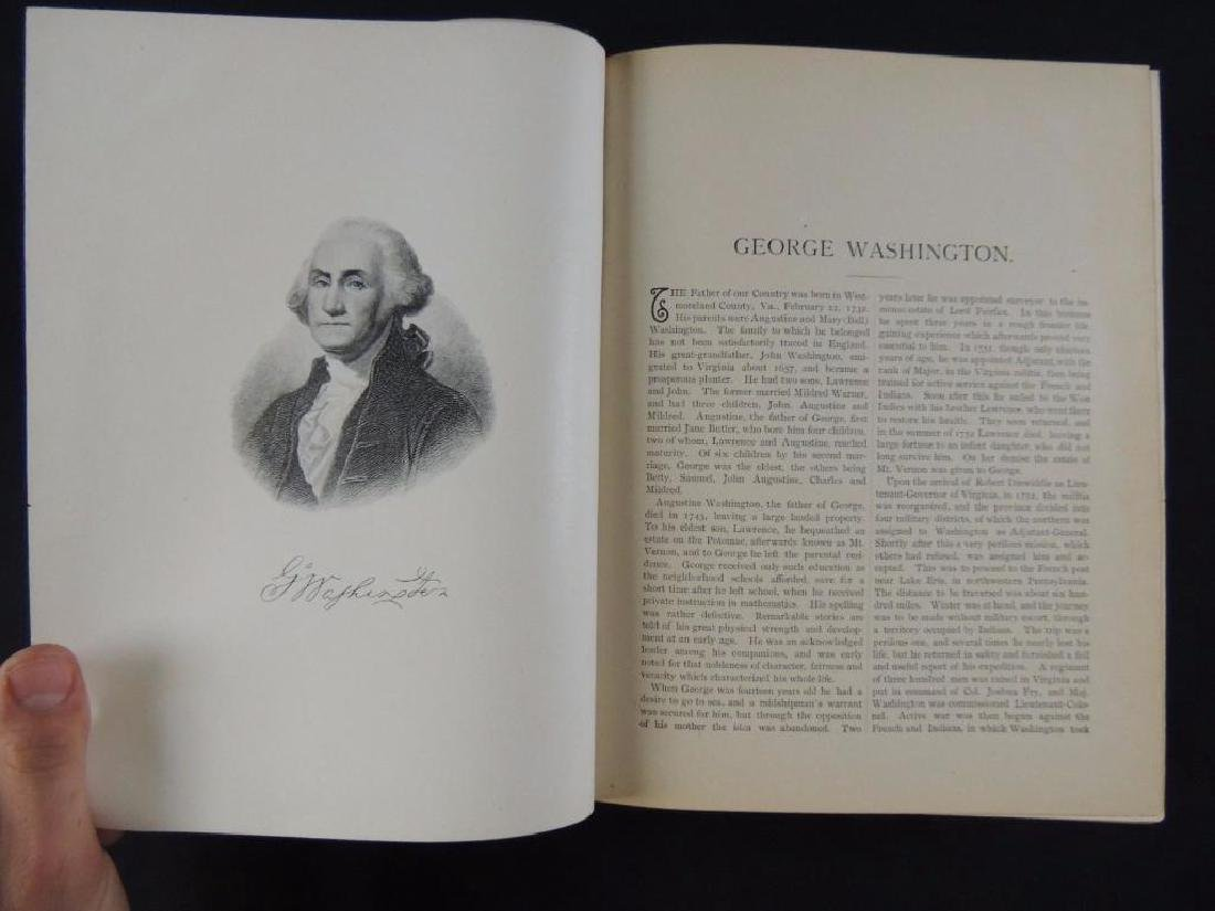 Portraits and Biographies of the Presidents of the - 3