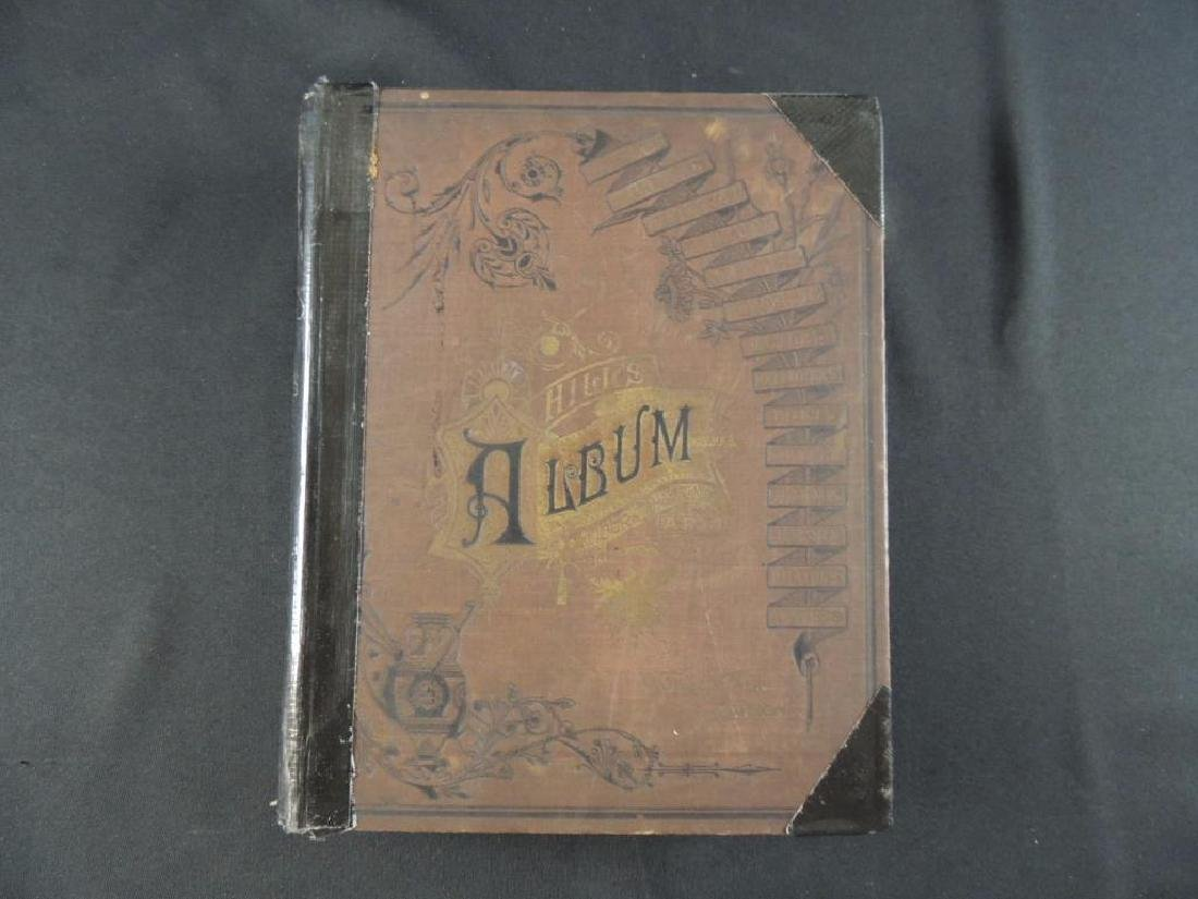 1891 Hill's Album of Biography and Art, Worlds Fair