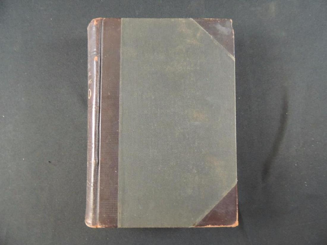 1900 Historical Collections of Ohio in Two Volumes by