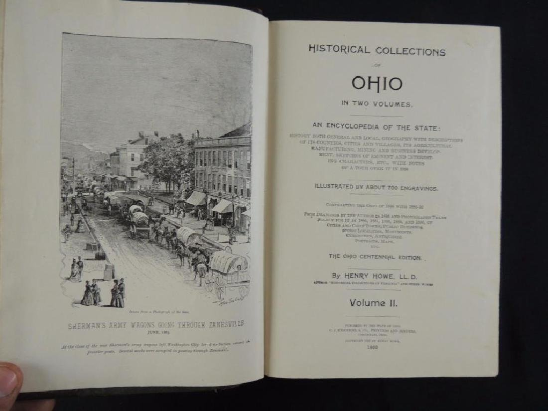 1900 Historical Collection of Ohio by Henry Howe - 2