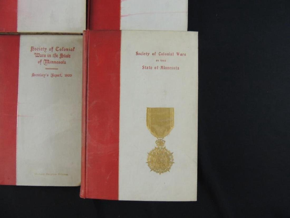 1901 Society of Colonial Wars in the State of Minnesota - 2