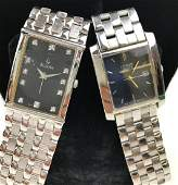 Group of 2 Mens Wristwatches  Bulova and Citizens