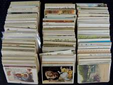Large Collection of Hundreds of Vintage and Antique