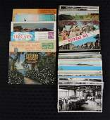 Travel Postcard Folders and More