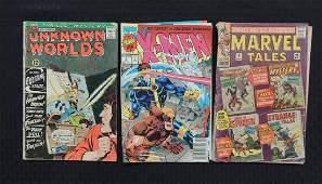 Marvel Comics Group of 3 comic Books