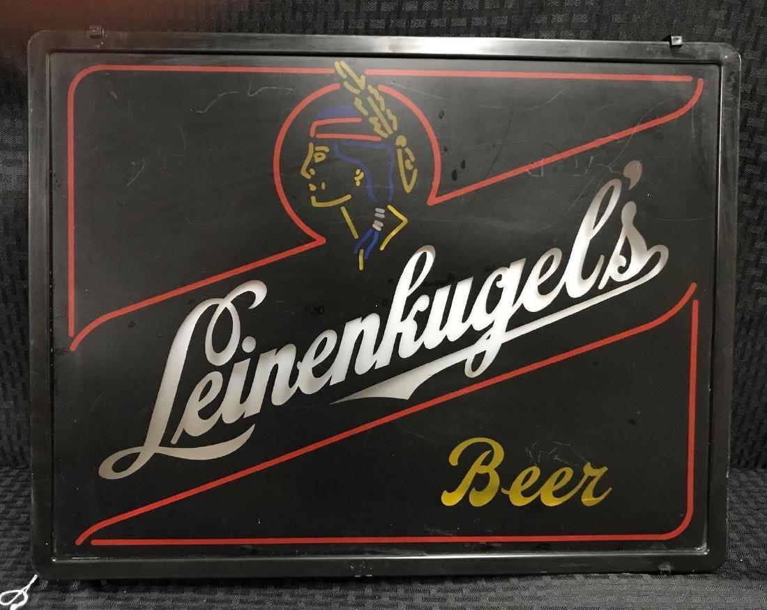 Leinenkugel's Beer Light up Sign - 2