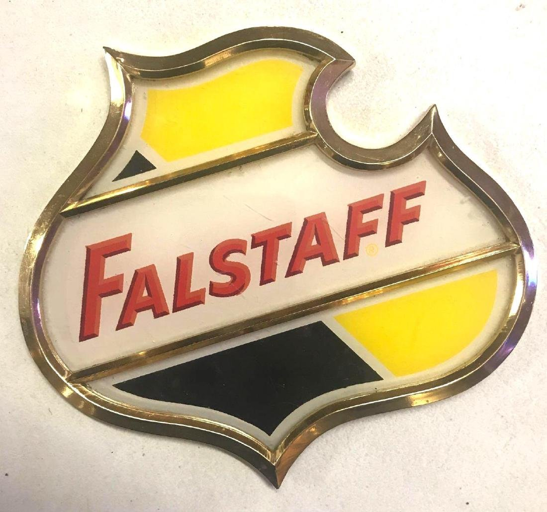 Early Falstaff beer sign