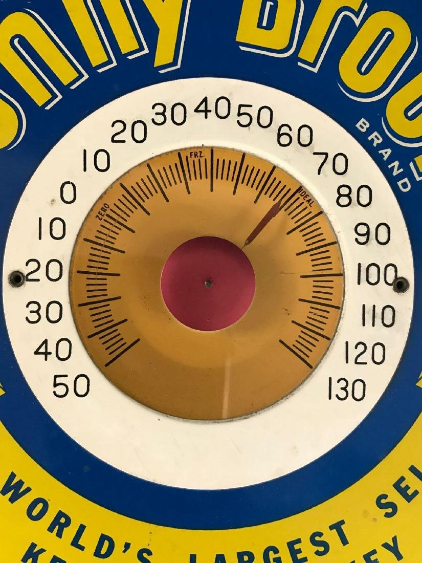 Old Sunny Brook Whiskey Thermometer - 2