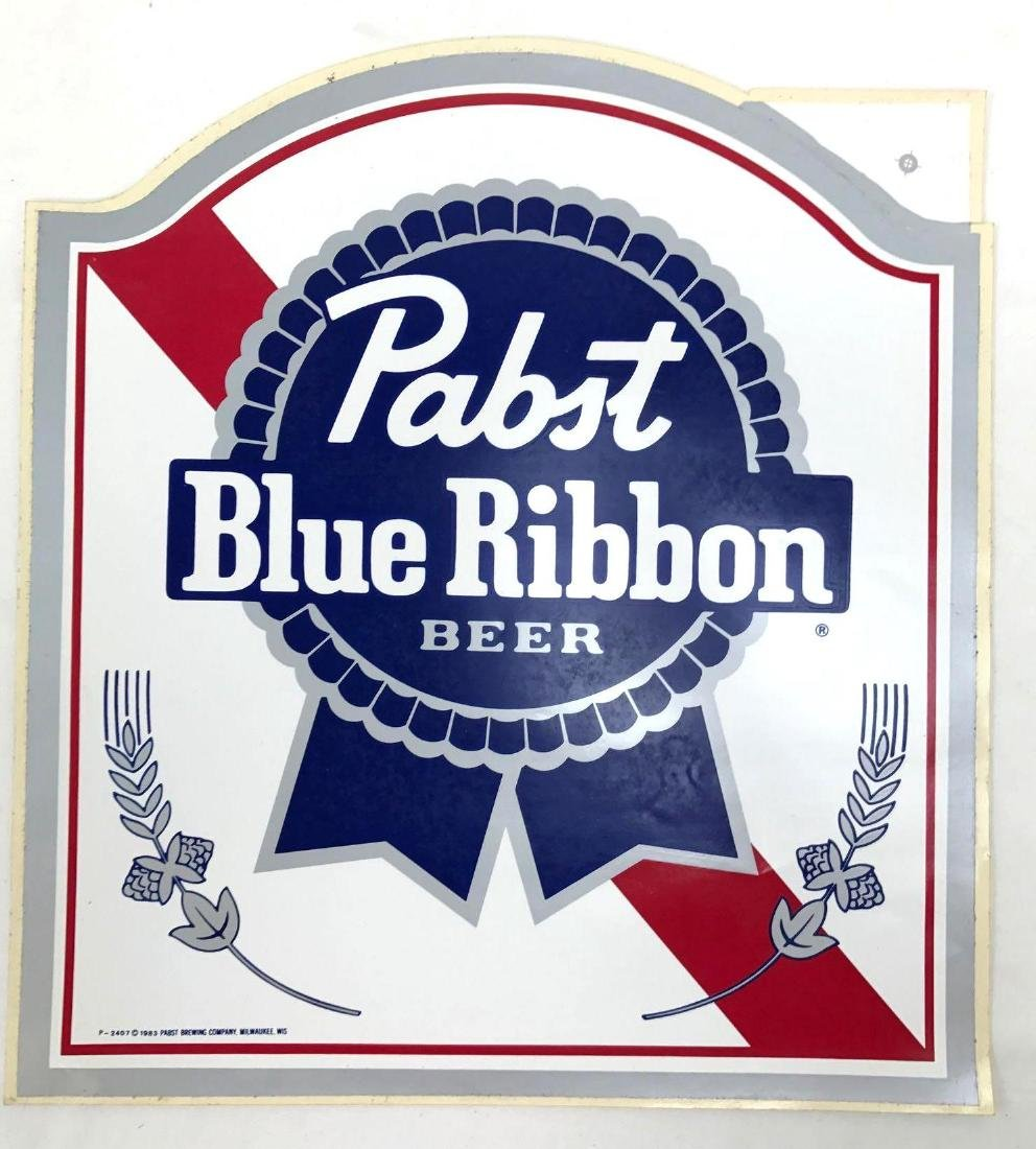 Group of 5 Pabst Blue Ribbon Vintage Advertising Items - 6