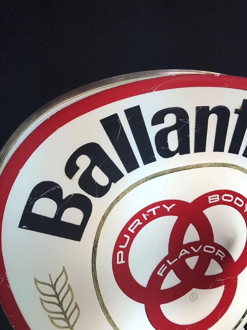 Ballantine Beer and Ale Light Up Sign - 4