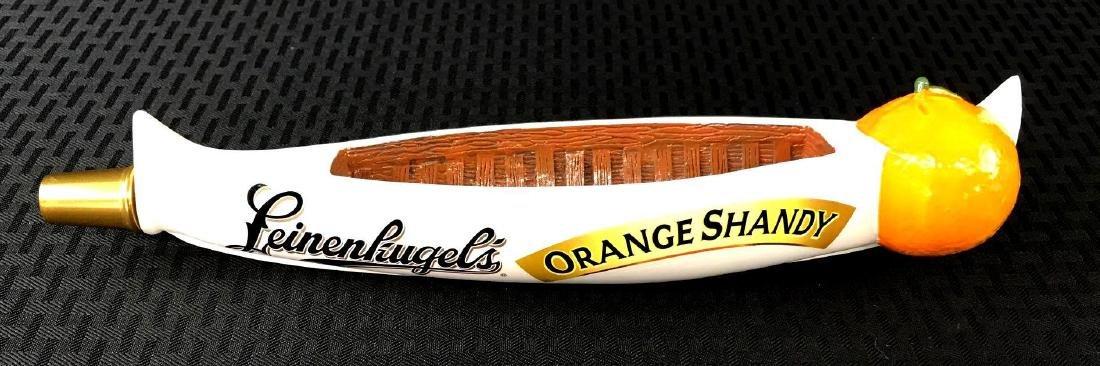 Leinenkugel Orange Shandy Canoe Beer Handle
