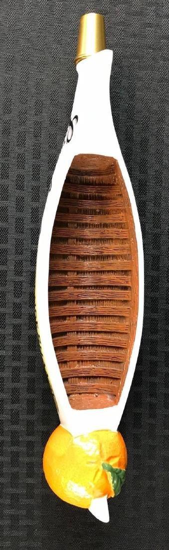 Leinenkugel Orange Shandy Canoe Beer Handle - 2