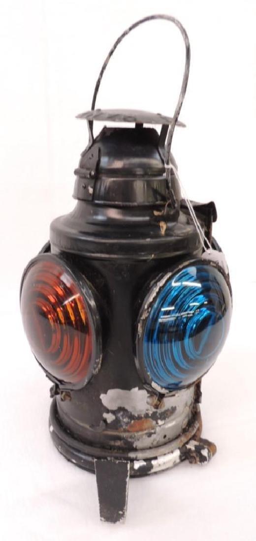 Handlan 4 Way Railroad Signal Lamp