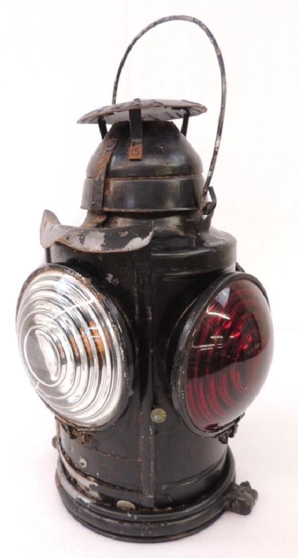 Handlan 4 Way Railroad Signal Lamp - 2