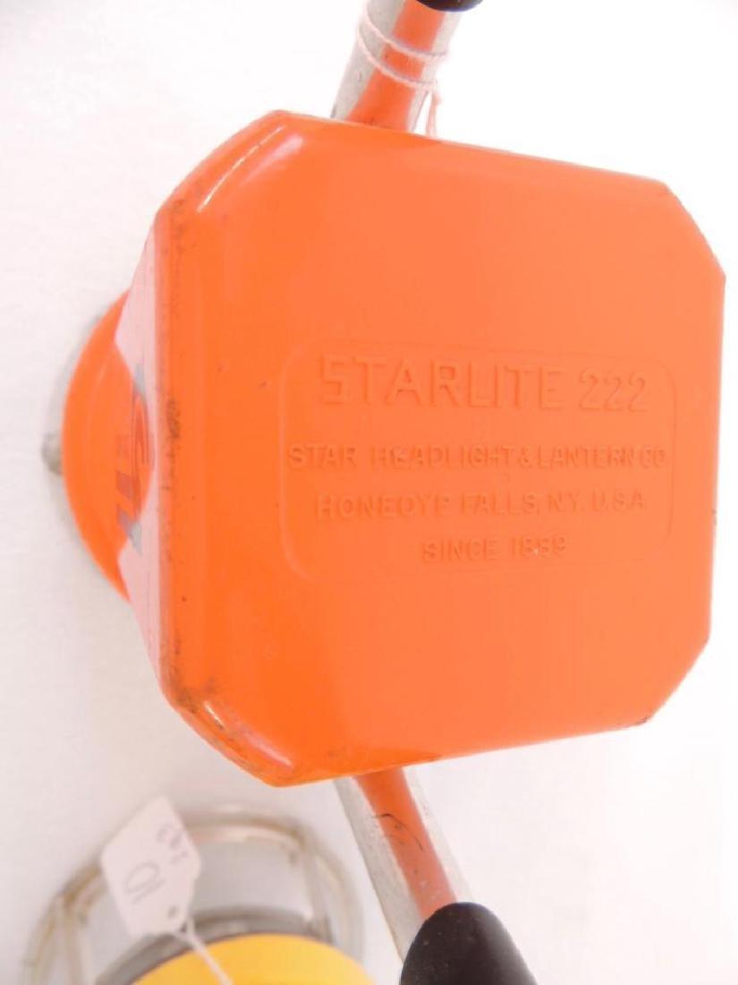 Three Plastic Starlite Lanterns - 3