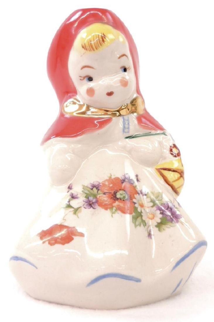 Hull Little Red Riding Hood Milk Pitcher
