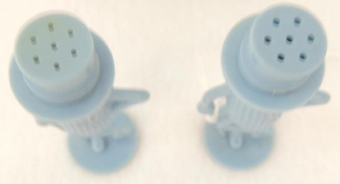 Blue Mr. Peanut S&P Shakers in Box - 2