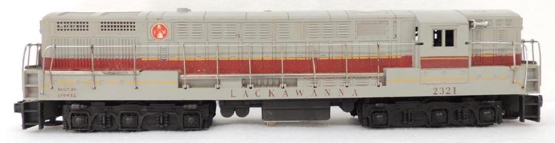 Lionel Lackawanna Train Engine in Box
