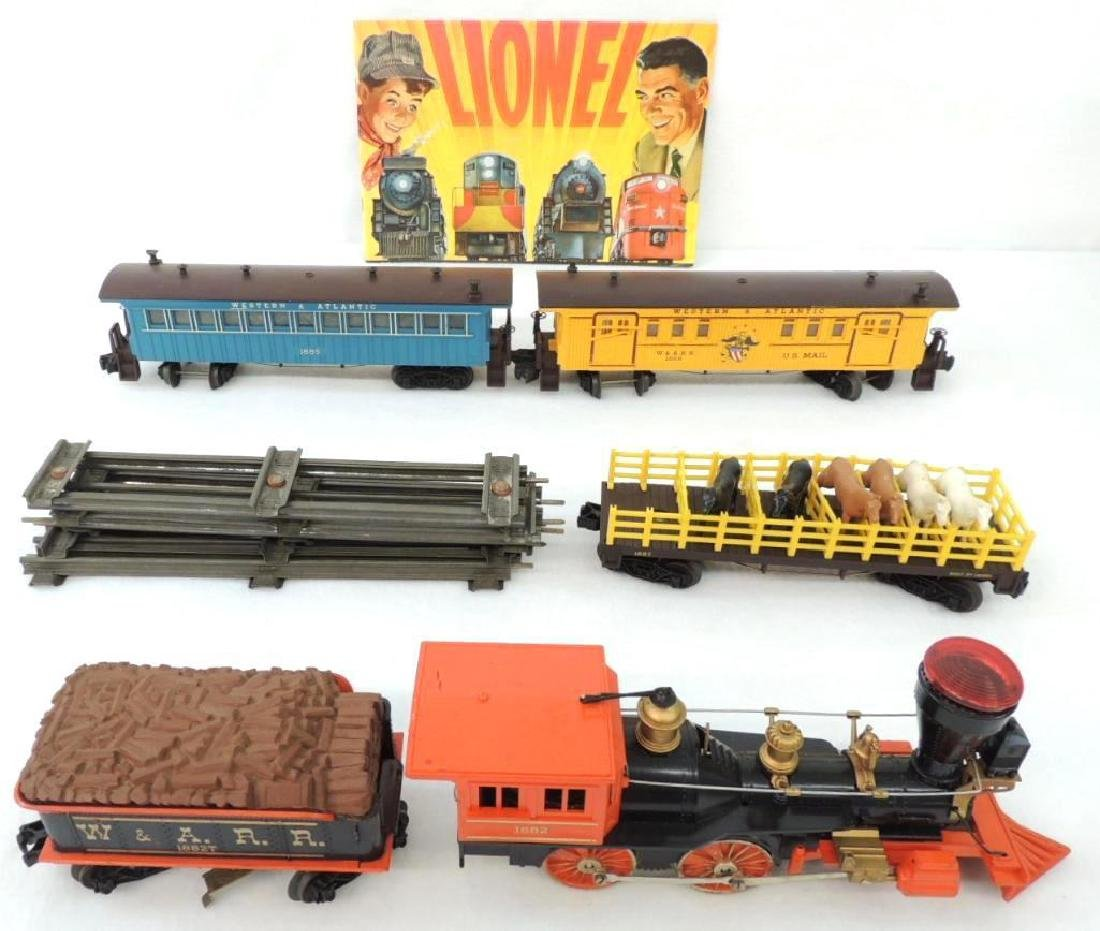 "Lionel ""The General"" Train Set"