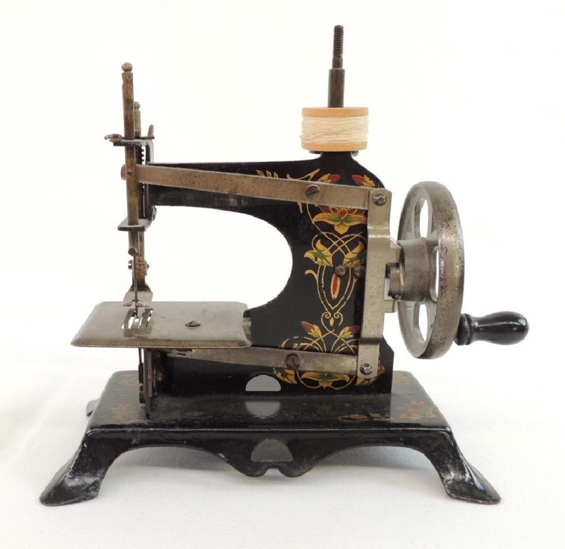 Miniature Sewing Machine - 2