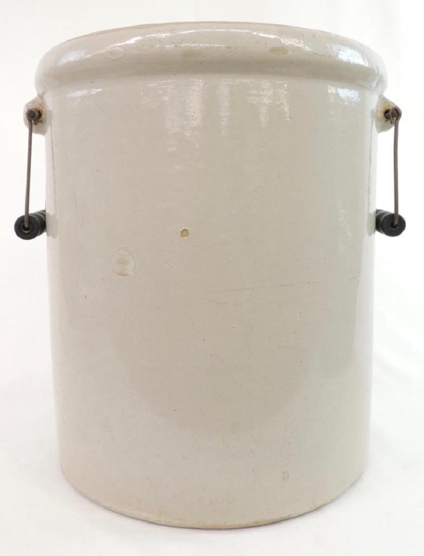 6 Gallon Red Wing Crock with 2 Handles - 6