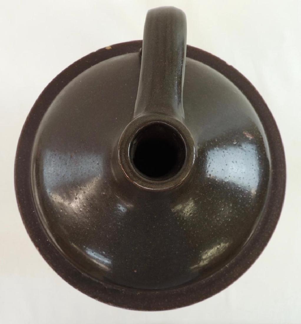 5 Gallon Uhl Pottery Crock Jug - 5