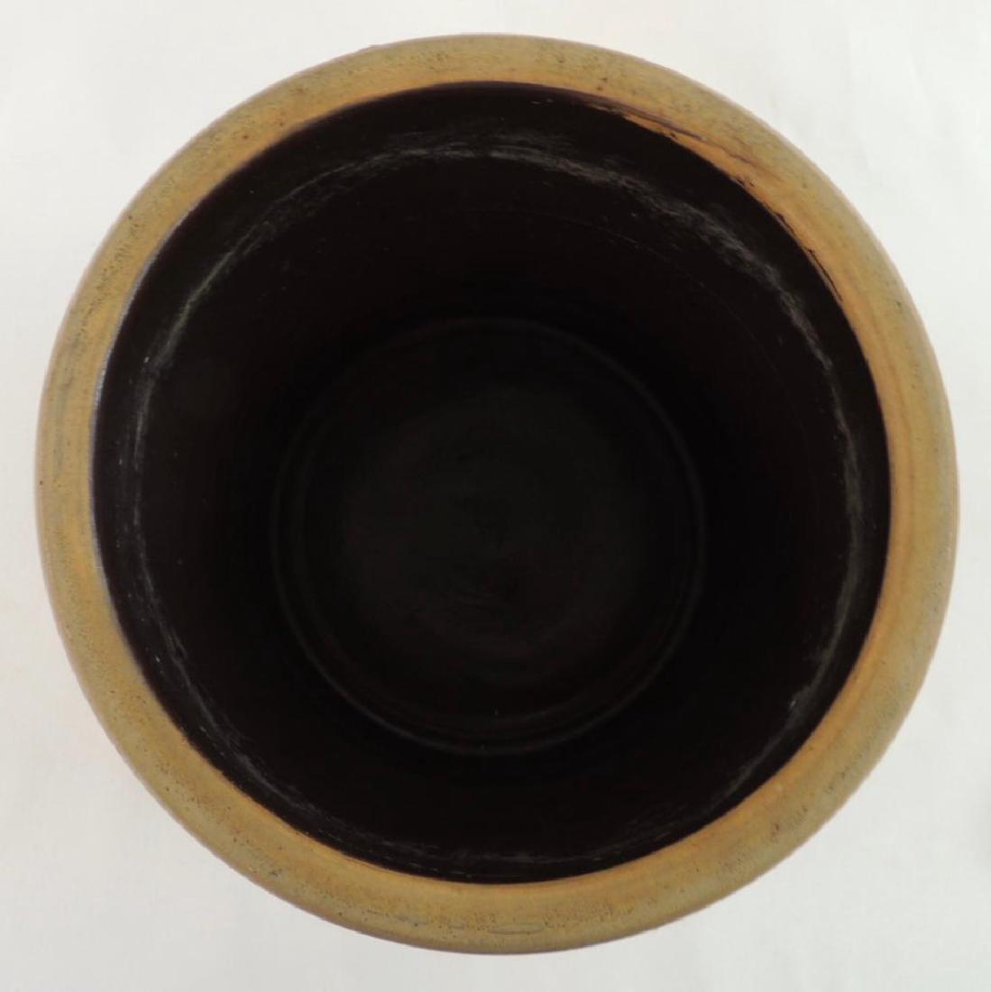 2 Gallon Red Wing    Drop Eight Salt Grlaze Crock - 2