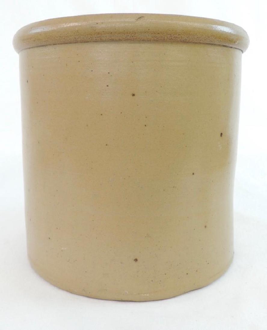 2 Gallon Red Wing    Drop Eight Salt Grlaze Crock - 3