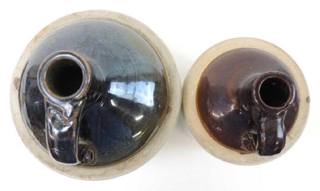 2 Western Stoneware Crock Jugs - 5