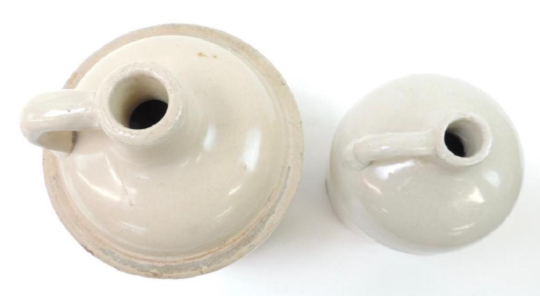 2 Macomb Stoneware Co Crock Jugs - 3