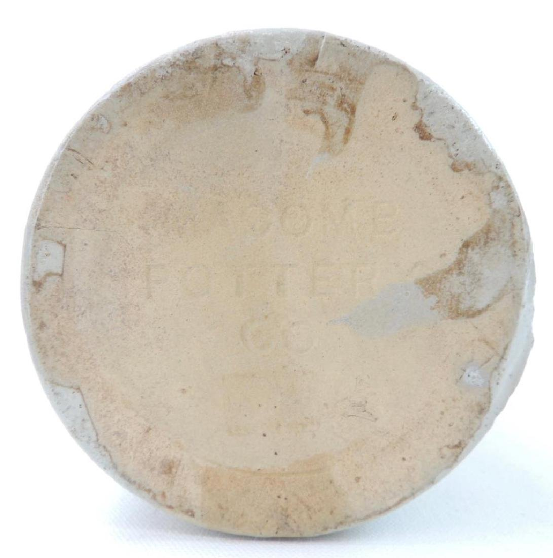 2 Macomb Stoneware Co Crock Jugs - 5