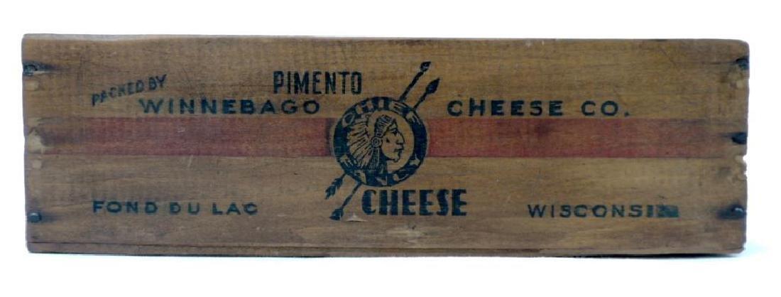Winnebago Chief Cheese Box