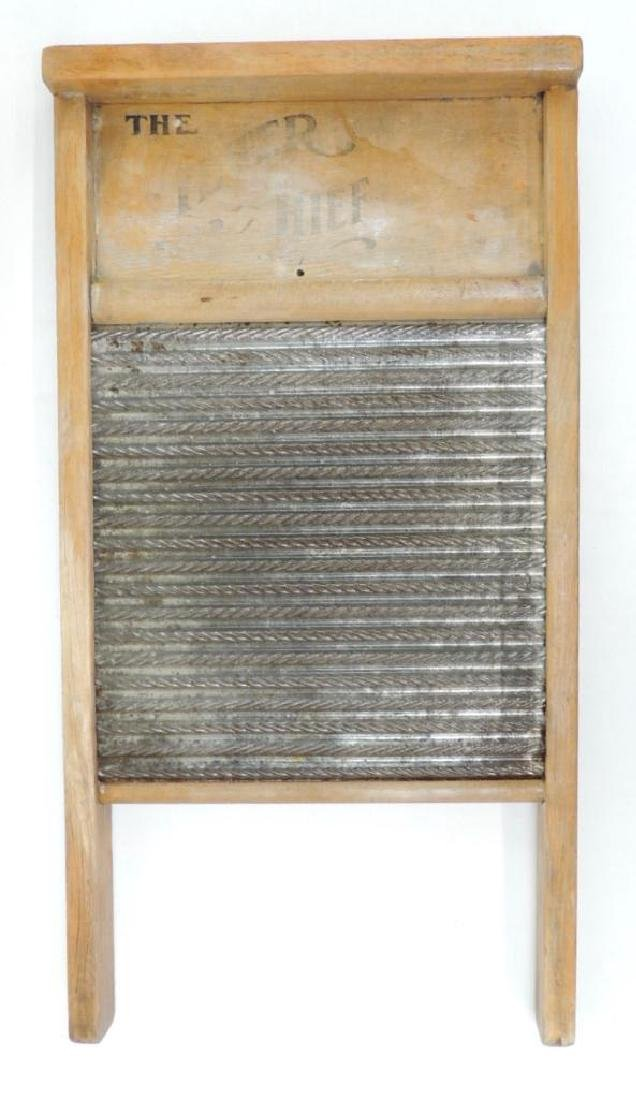 National Washboard Co. Metal Washboard - 2