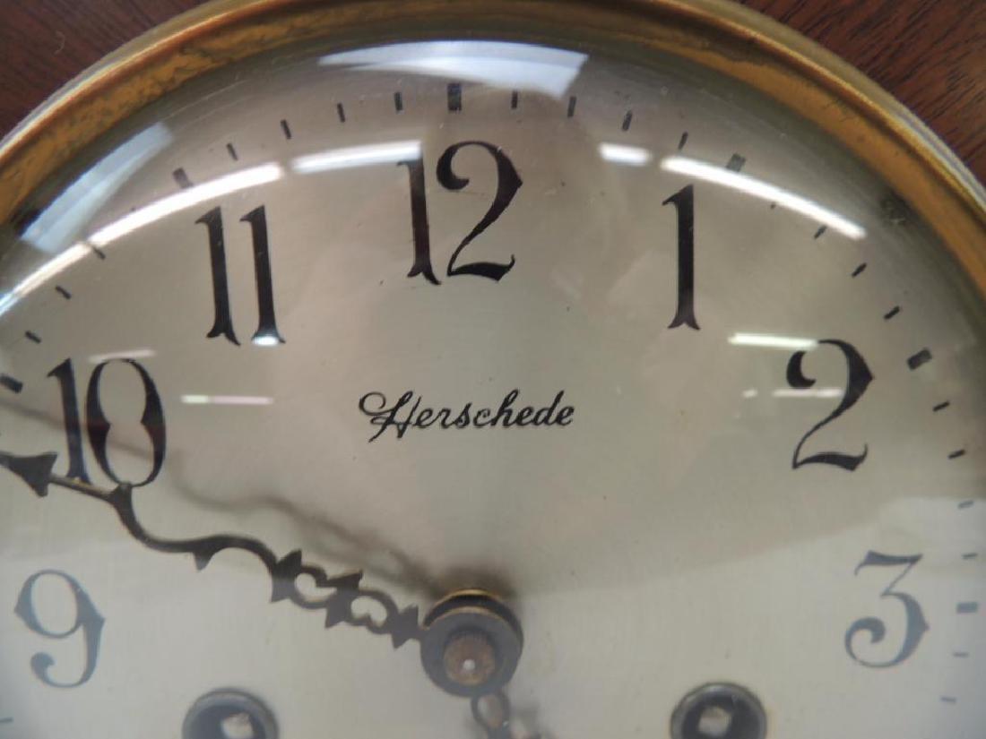 Herschede Mantle Clock Model 798 - 2